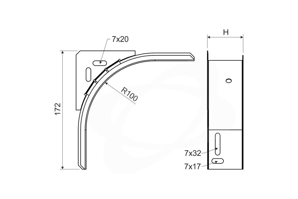 Dil Redukcni Nrd 100 S Elektroinstalacni Material Sonepar