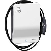 eMobility nabíječka nástěnná 22kW 32A 3P, s kabelem T2 4,5m, klíč