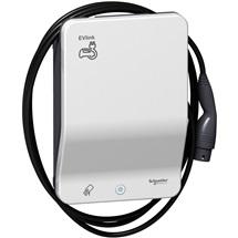 eMobility nabíječka nástěnná 22kW 32A 3P, s kabelem T2 4,5m, RFID