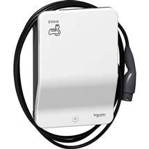 eMobility nabíječka nástěnná 22kW 32A 3P, s kabelem T2 4m, klíč
