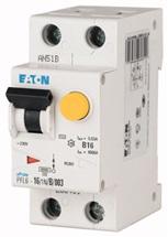 Chránič proudový kombinovaný 2p B 10A  30mA AC  6kA PFL6