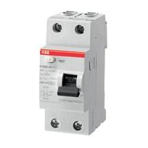 Chránič proudový 2p  25A  30mAC FH202 AC-25/0.03