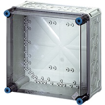Skříň Mi 0200 prázdná průhledné víko 300x300x170mm