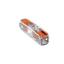 Svorka spojovací Inline s páčkou max 4mm2, 2vodiče