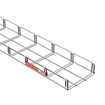 Žlab drátěný MERKUR M2 150/ 50 2m galvanický zinek Arkys