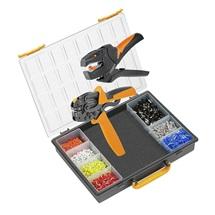 Box - sada pro připojovací / spojovací techniku CRIMP-SET PZ 6 ROTO D
