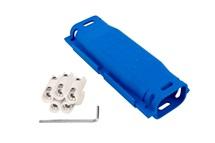 Spojka kabelová gelová se spojovači 5x 1,5-6mm2 SH0506
