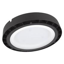 Svítidlo závěsné LED 200W 4000K 20000lm 100DEG IP65 černá Value