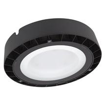 Svítidlo závěsné LED 100W 4000K 10000lm 100DEG IP65 černá Value