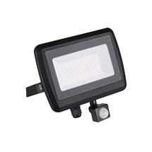 Reflektor LED  50W 4000K 4000lm ANTEM černá IP65 čidlo Kanlux